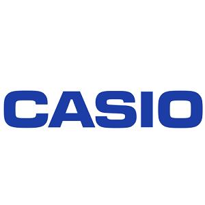 Casio Logo GlobalCom PR Network
