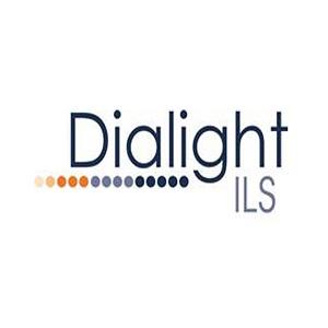 Dialight Logo GLobalCom PR Network Logo
