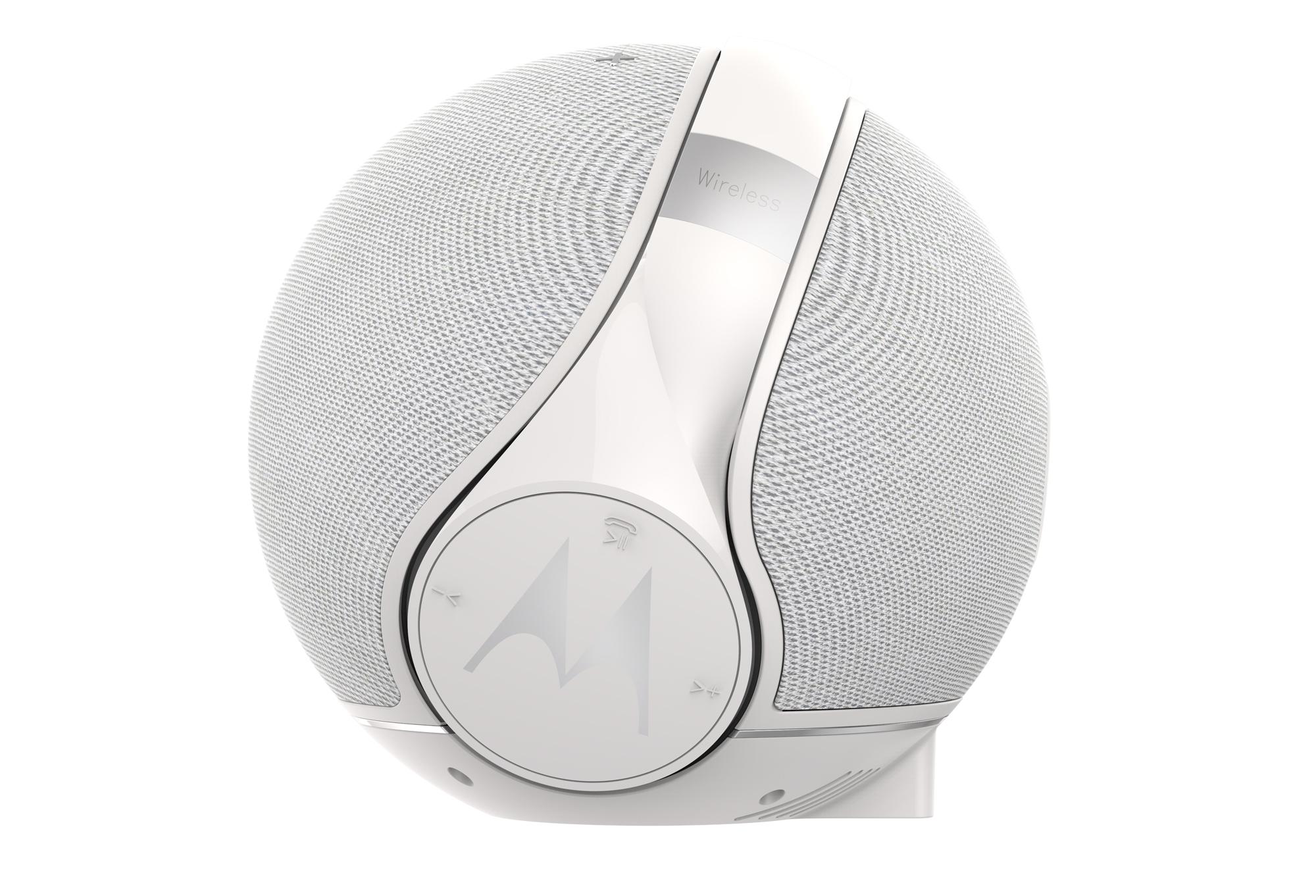 Motorola Sphere, weiß