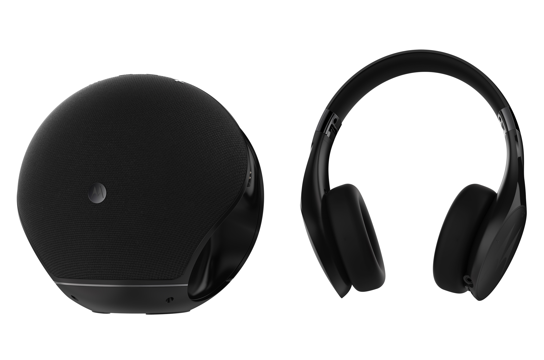Motorola Sphere, schwarz