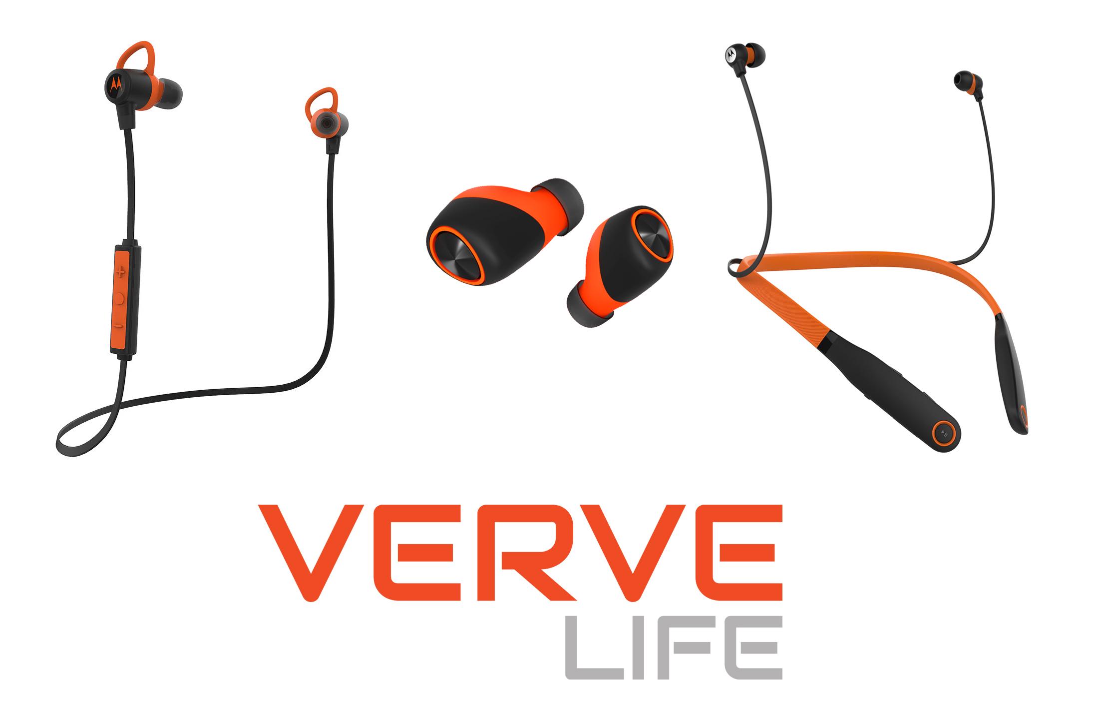 VerveLife Produktfamilie
