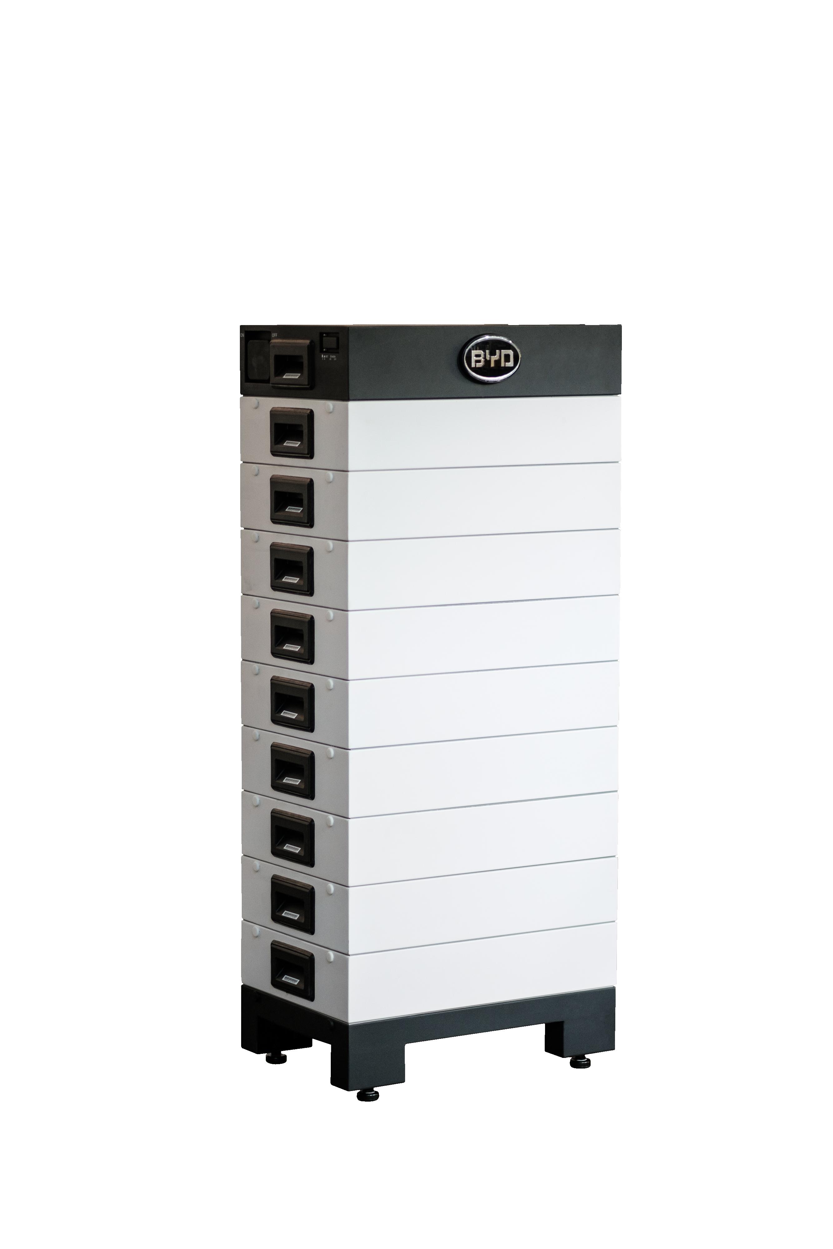 Battery-Box HV (Hochvolt/High Voltage)