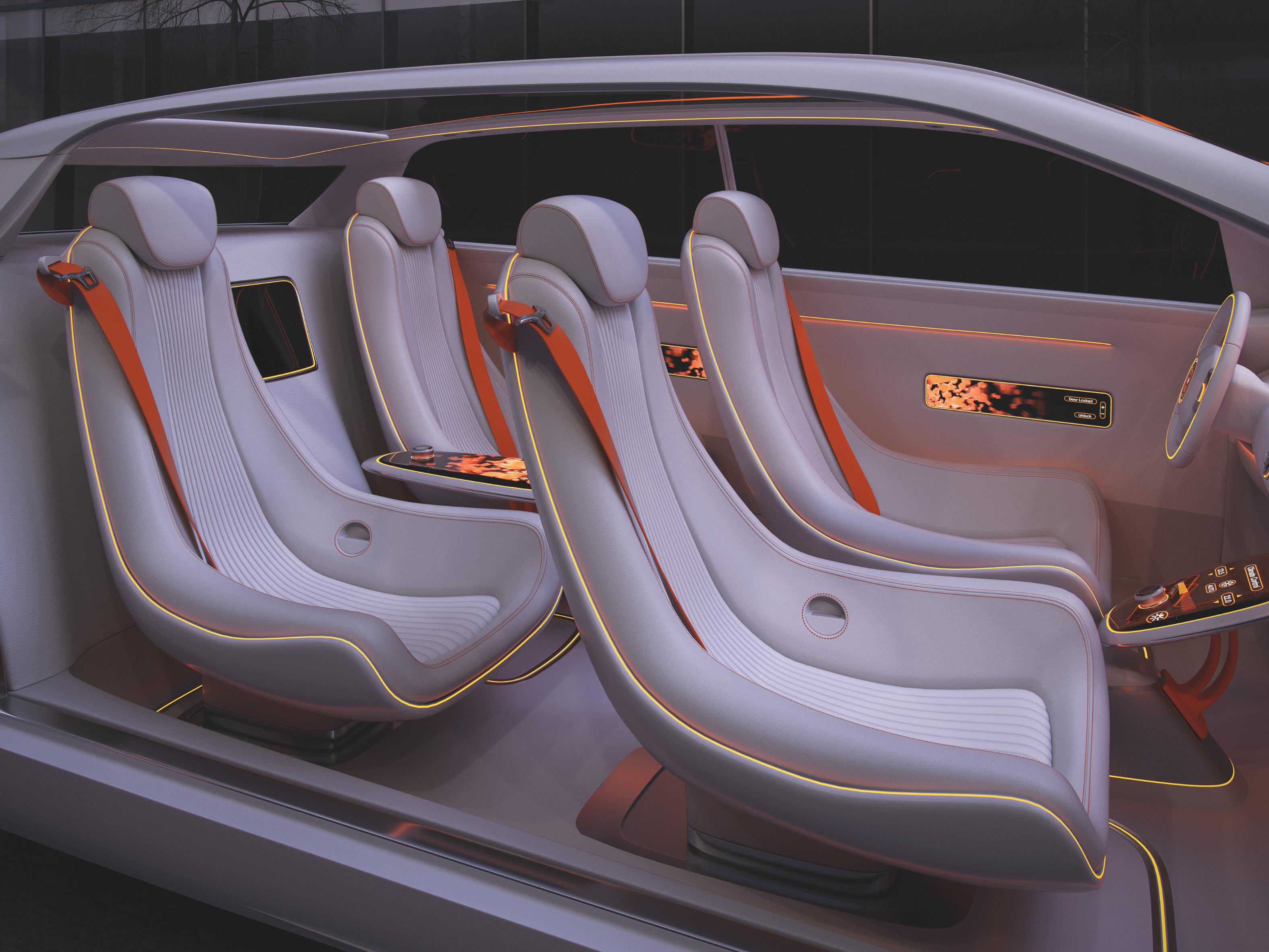 Fahrzeug-Innenbeleuchtung