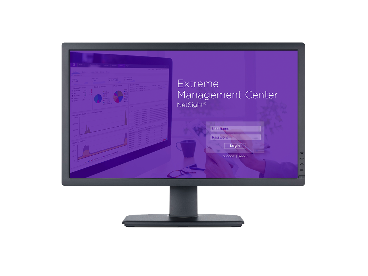 Extreme Networks Management Center