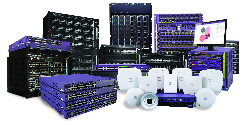 Extreme Networks Produkt-Portfolio