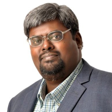 Moses Mathuram, TmaxSoft VP of Global Channels