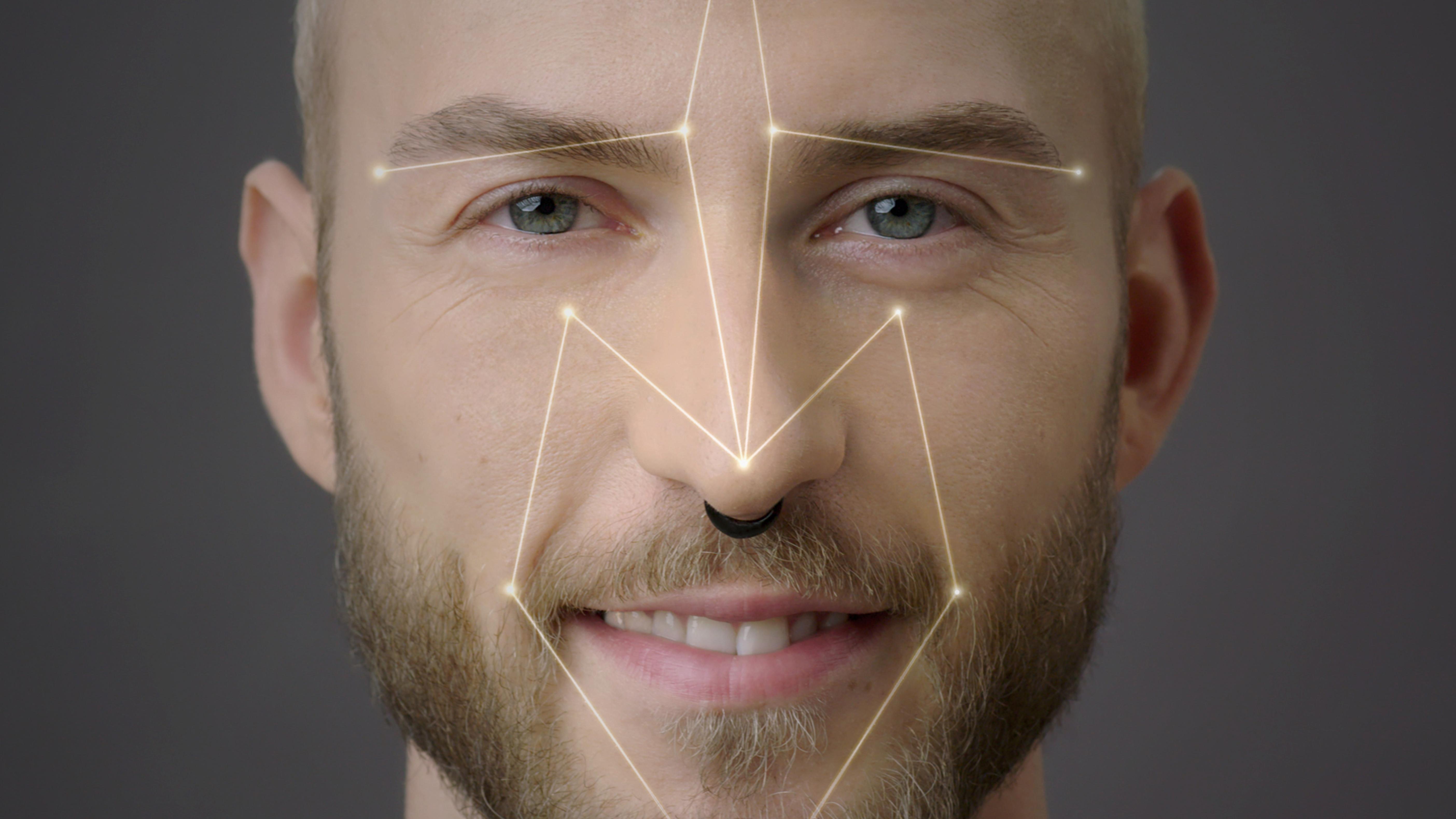 Gesichtserkennung / Facial Recognition 2D