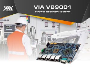 VIA VB9001 Firewall Security Platform