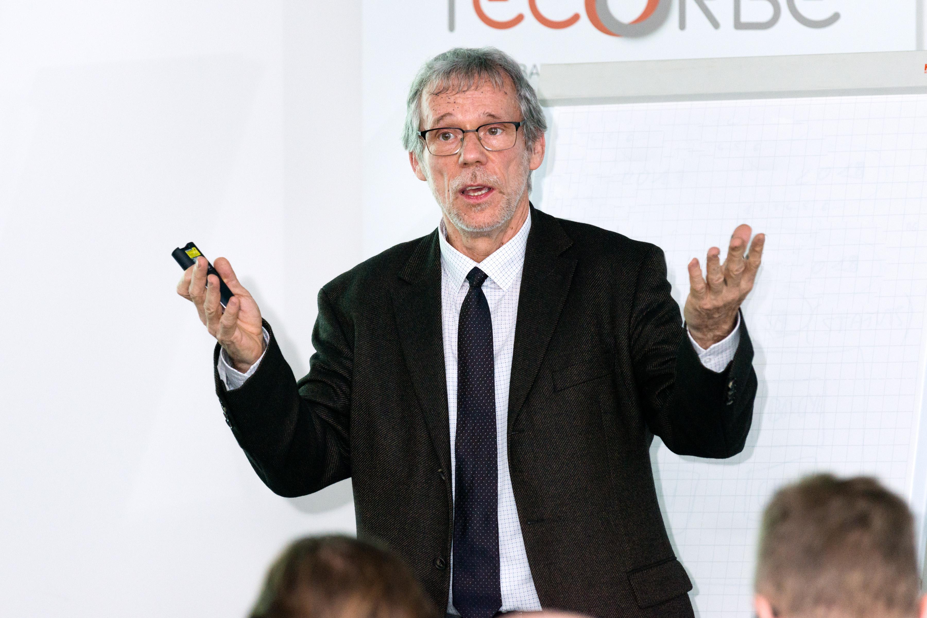 Prof. Gabor Laurenczy, Professor an der EPFL