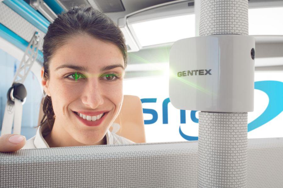 sichere biometrische Fahrgastidentifizierung