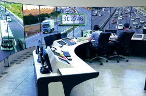 VIA Mobile360 System zur Nummernschild-Erkennung