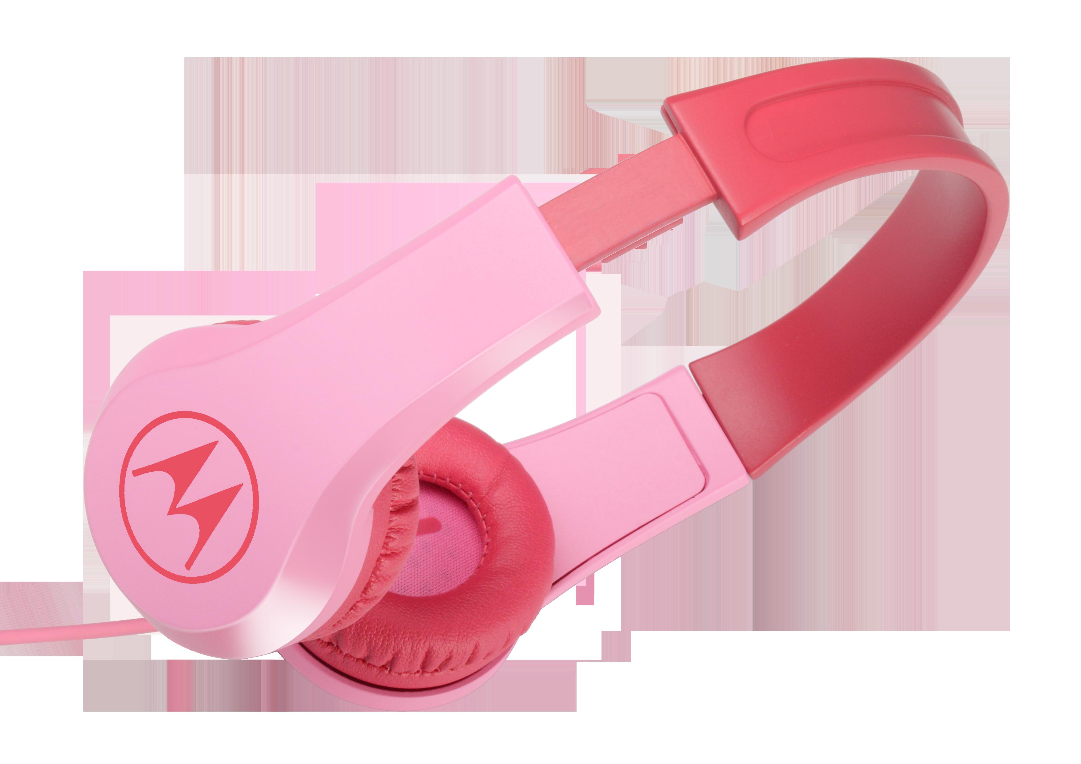 Motorola SQUADS 200 mit einem größenverstellbaren Bügel zum Mitwachsen