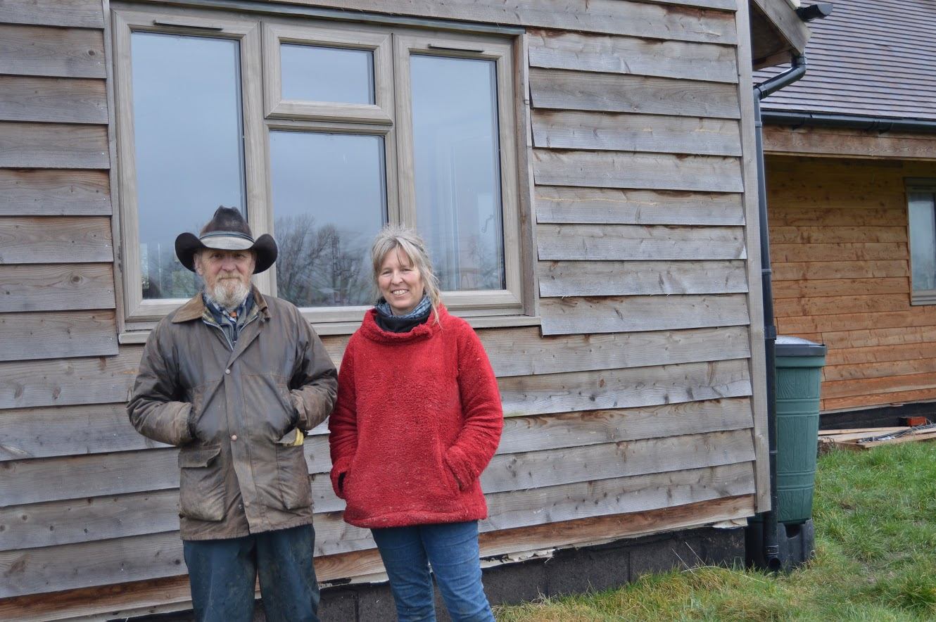 Debby and David live Off-Grid with their UK Horse Therapy project