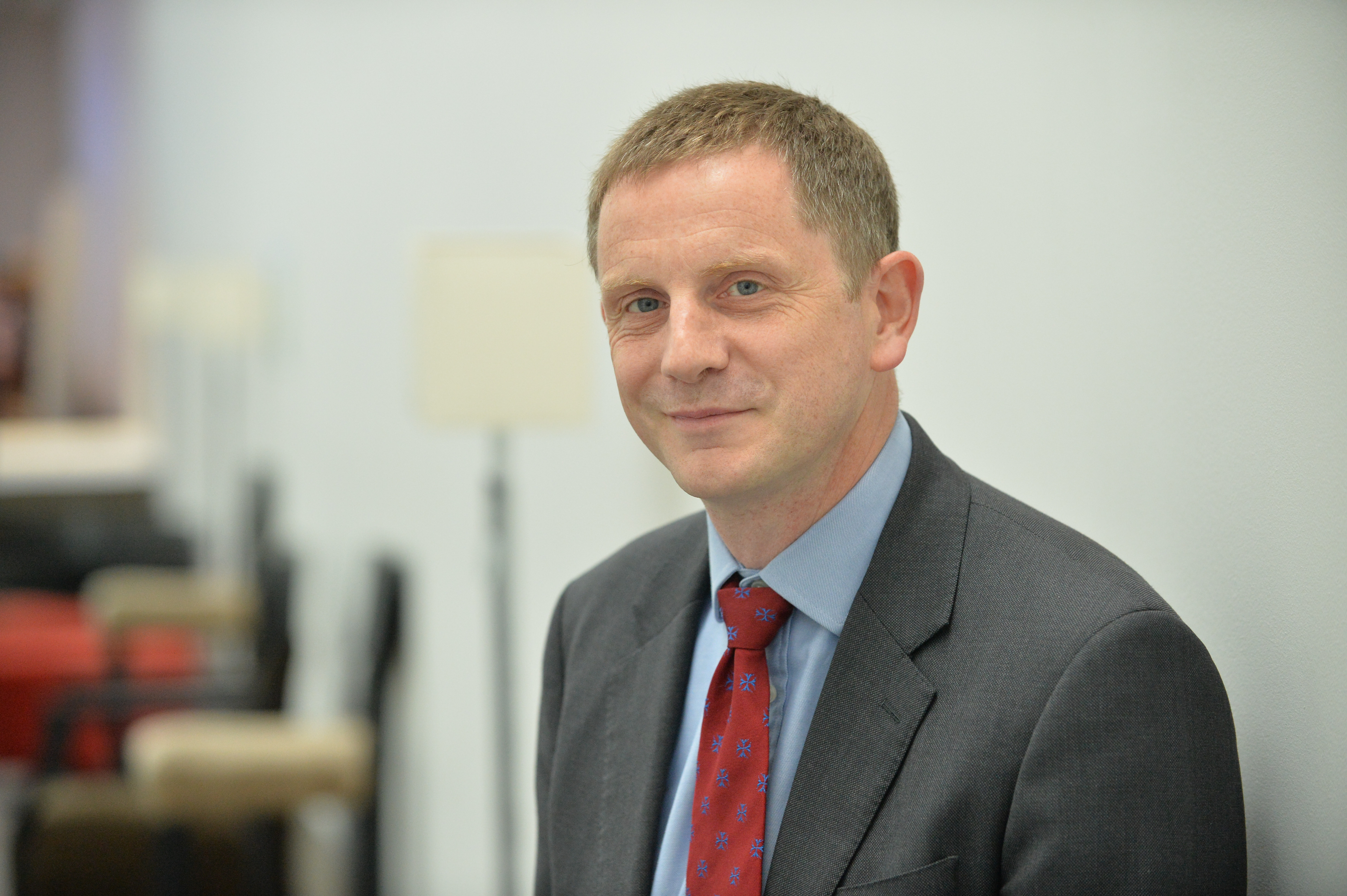 Liam Butler, VP Sales von SumTotal EMEA