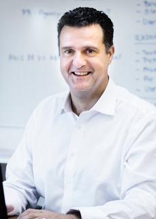 Vincent Pena, GM des Geschäftsbereichs Motorola Lifestyle bei Binatone