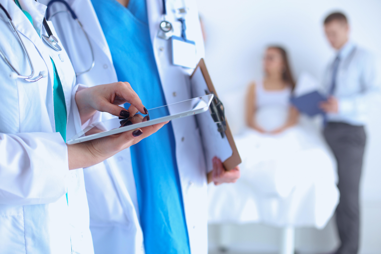 Extreme Networks Healthcare mobile medizinische Endgeräte