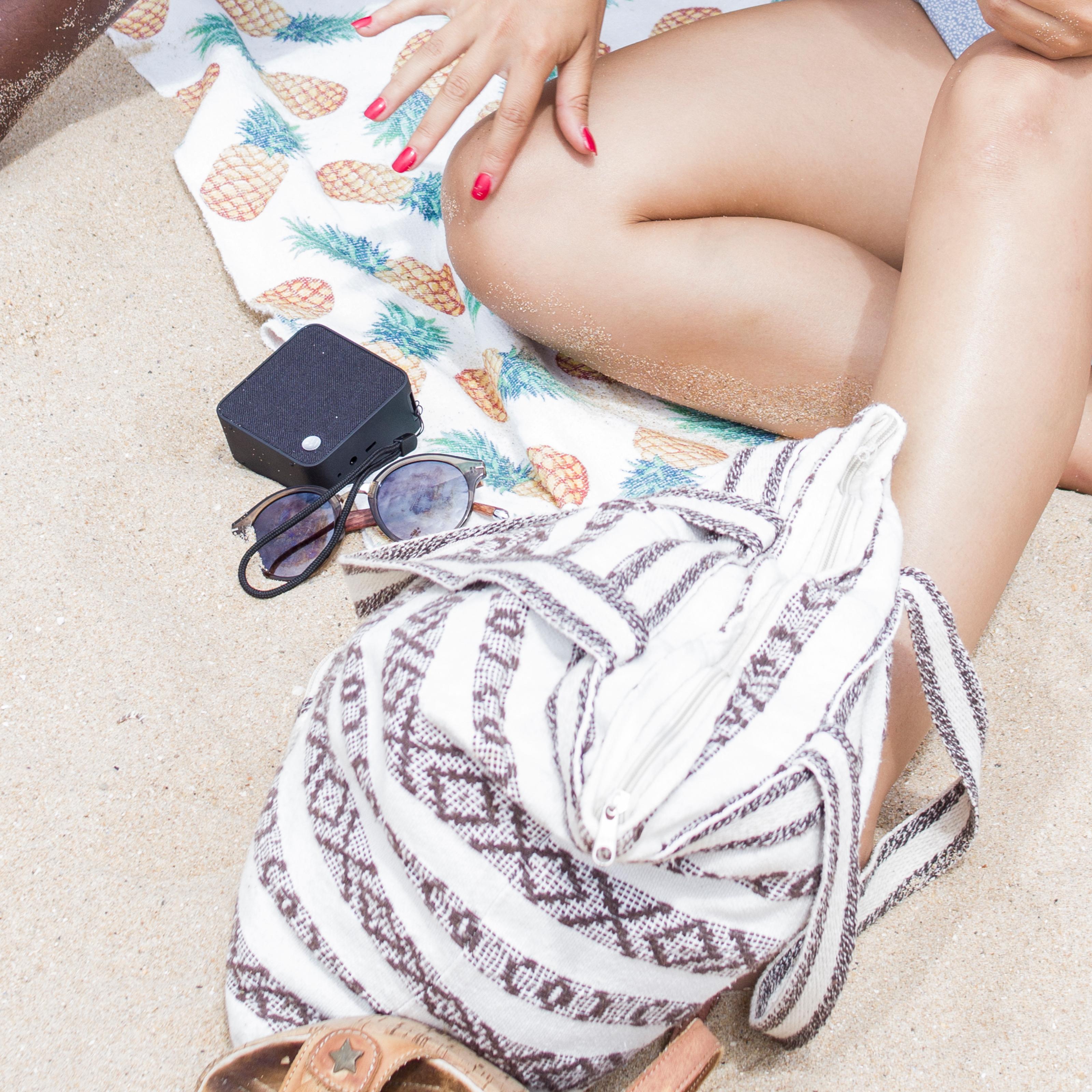 Motorola SonicBoost - für die Flucht aus der Winterkälte am Strand