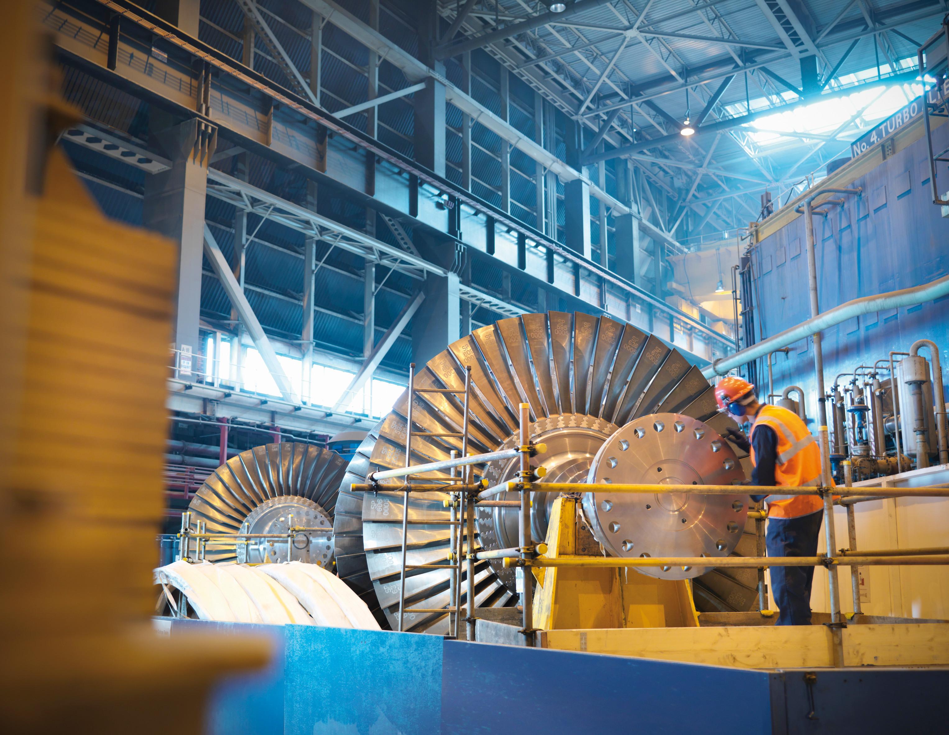 Einsatzgebiet industrielle Prüfverfahren