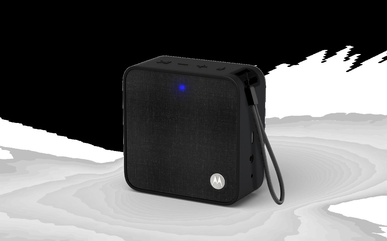 Motorola SonicBoost - schwarz
