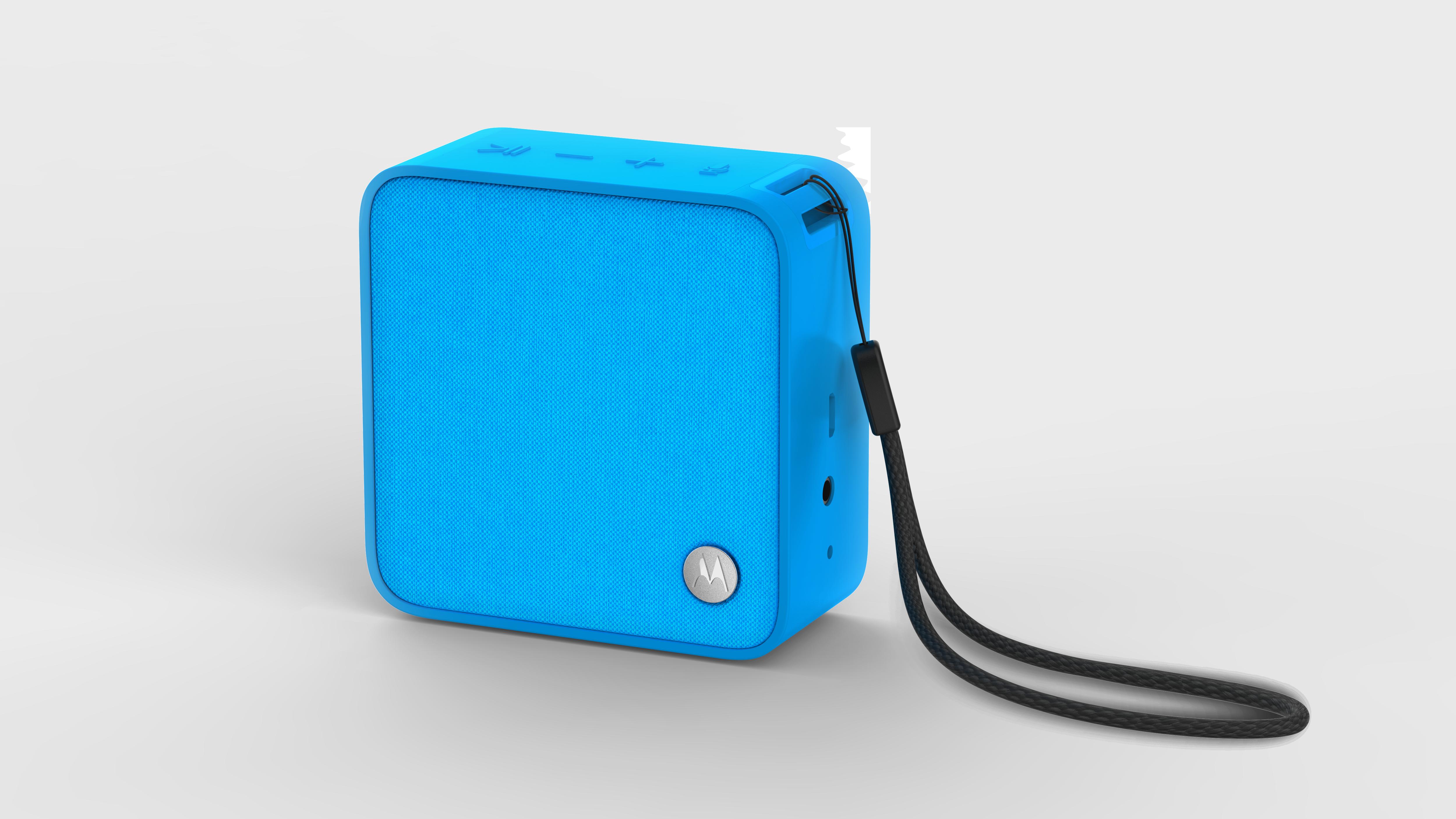 Motorola SonicBoost - blau