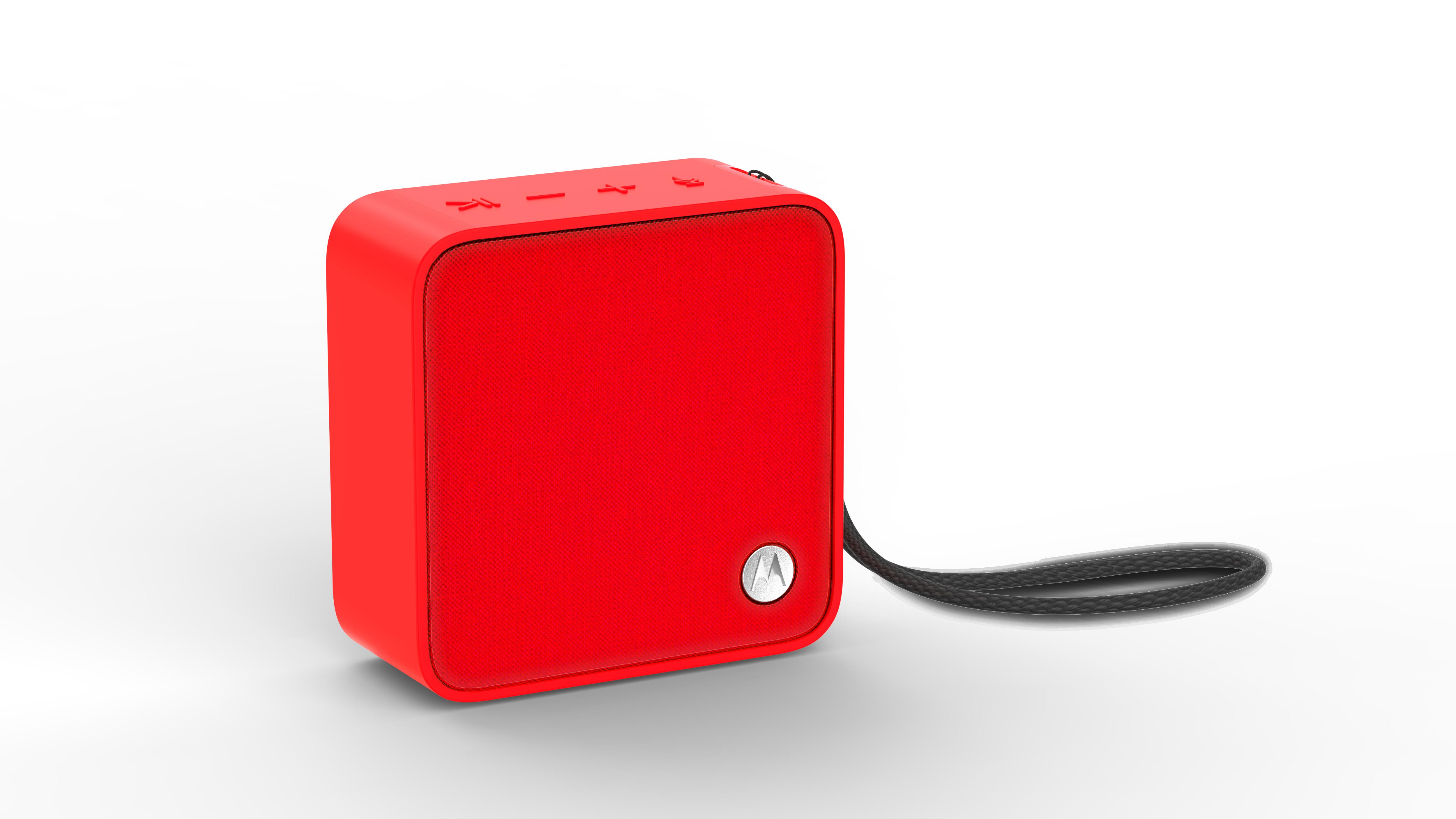 Motorola SonicBoost - rot