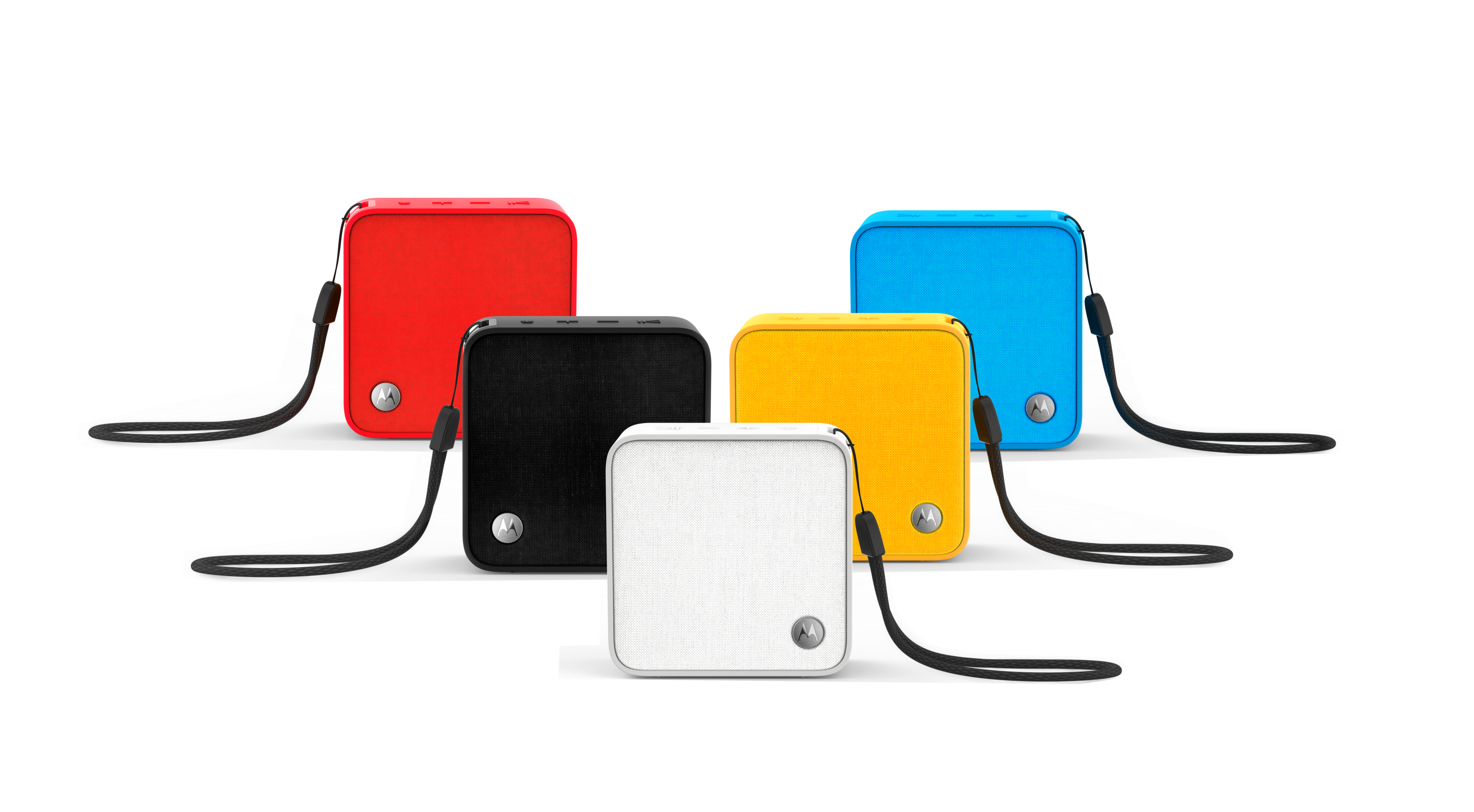 Motorola SonicBoost - kommt in einer großen Farbauswahl