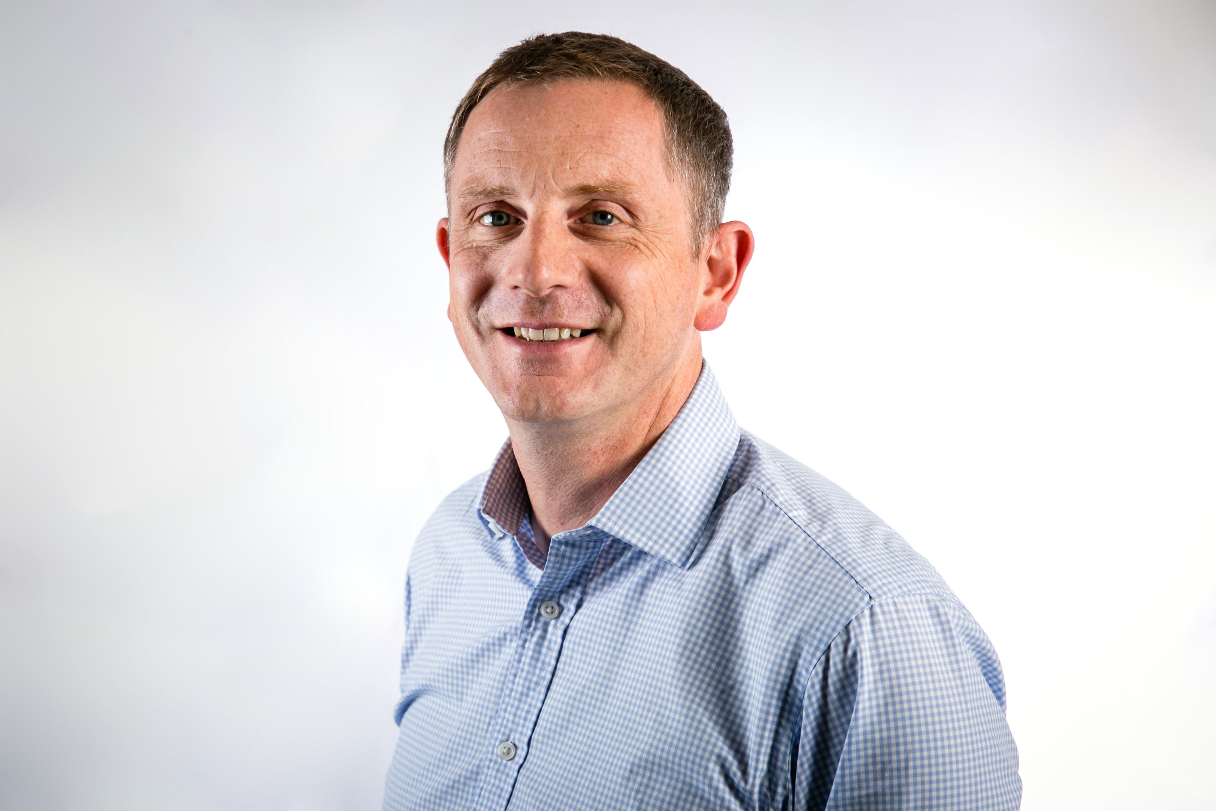 Liam Butler, VP Sales von SumTotal Systems EMEA