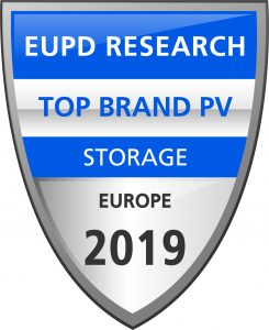 EuPD Top Brand PV Storage for BYD in Europe