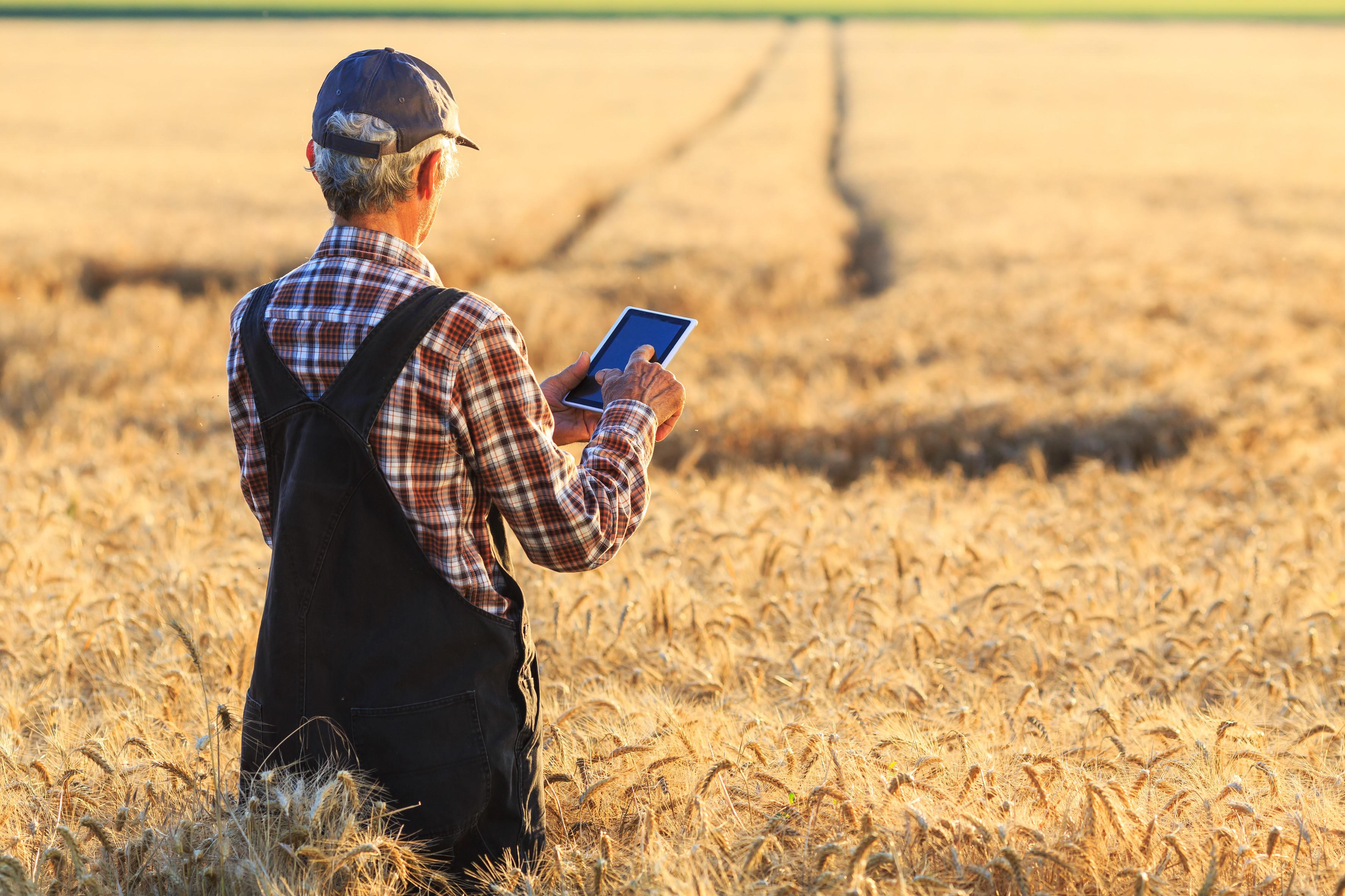 Spektroskopie für Smart-Farming