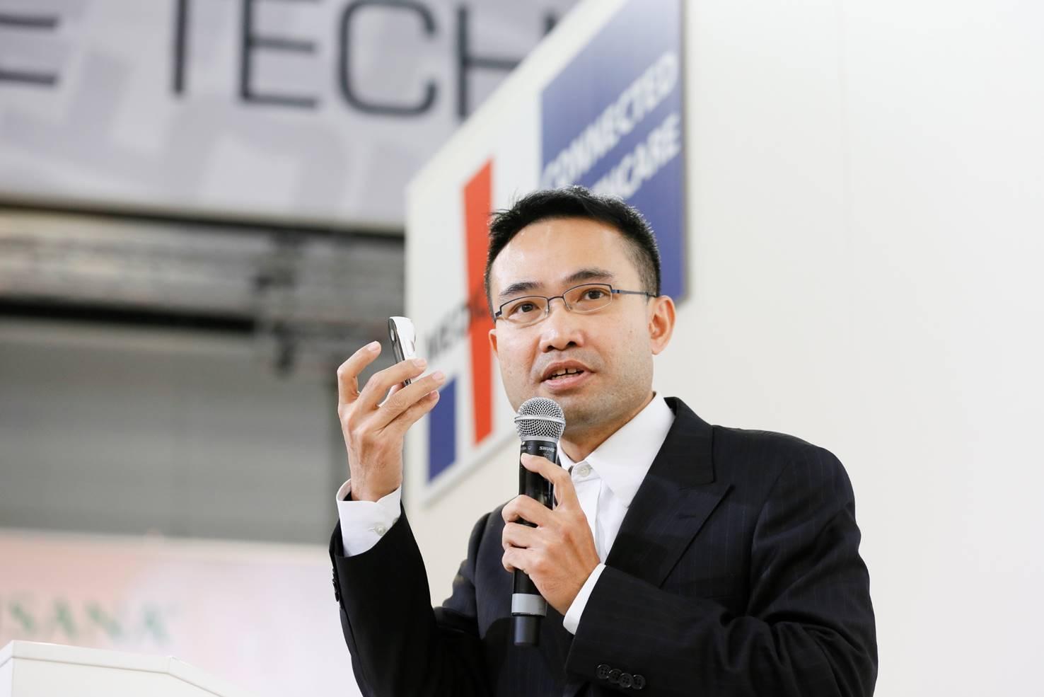 Bach Chen, CEO von Maisense
