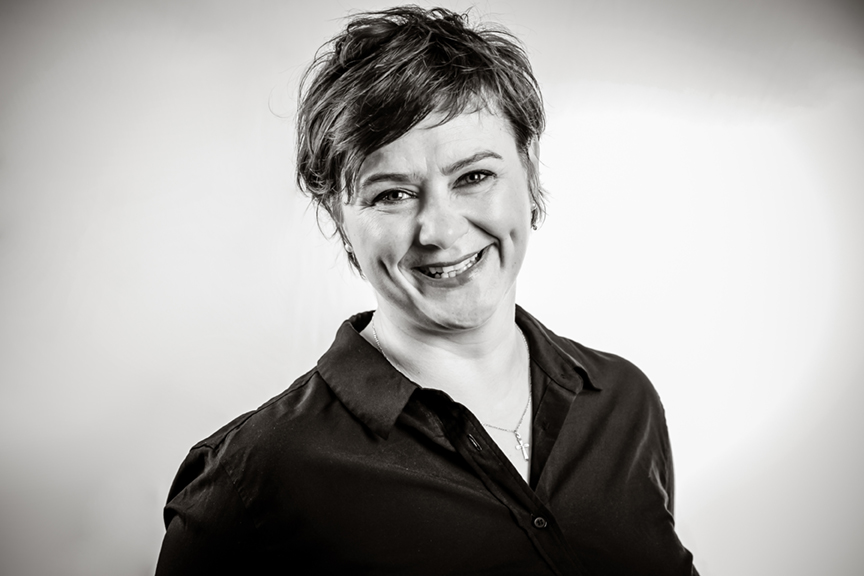 Doris Niederwieser, Customer Sales Director SumTotal Systems DACH