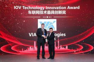 VIA Technologies auf der NEV 2019