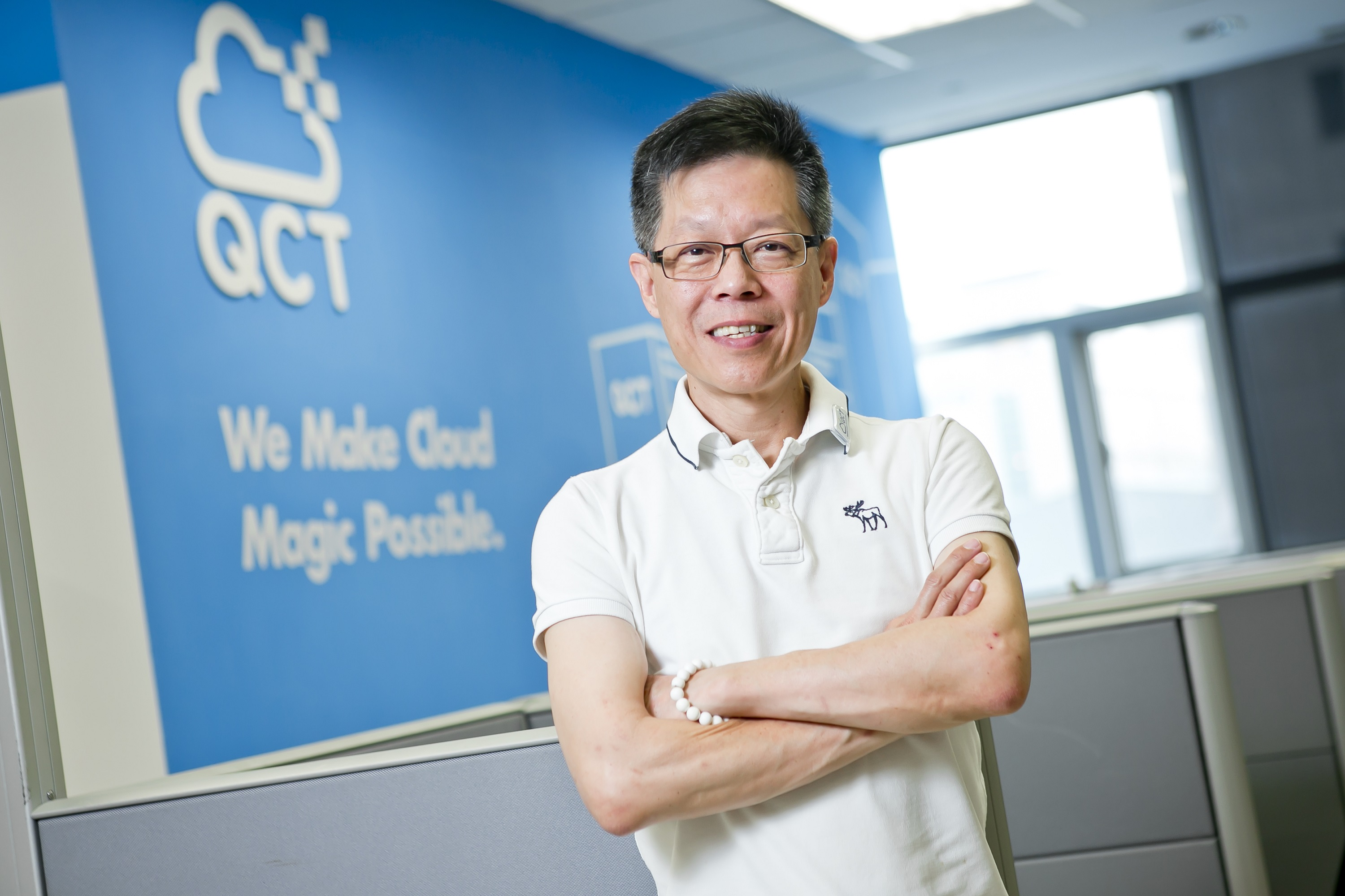 Mike Yang, President QCT