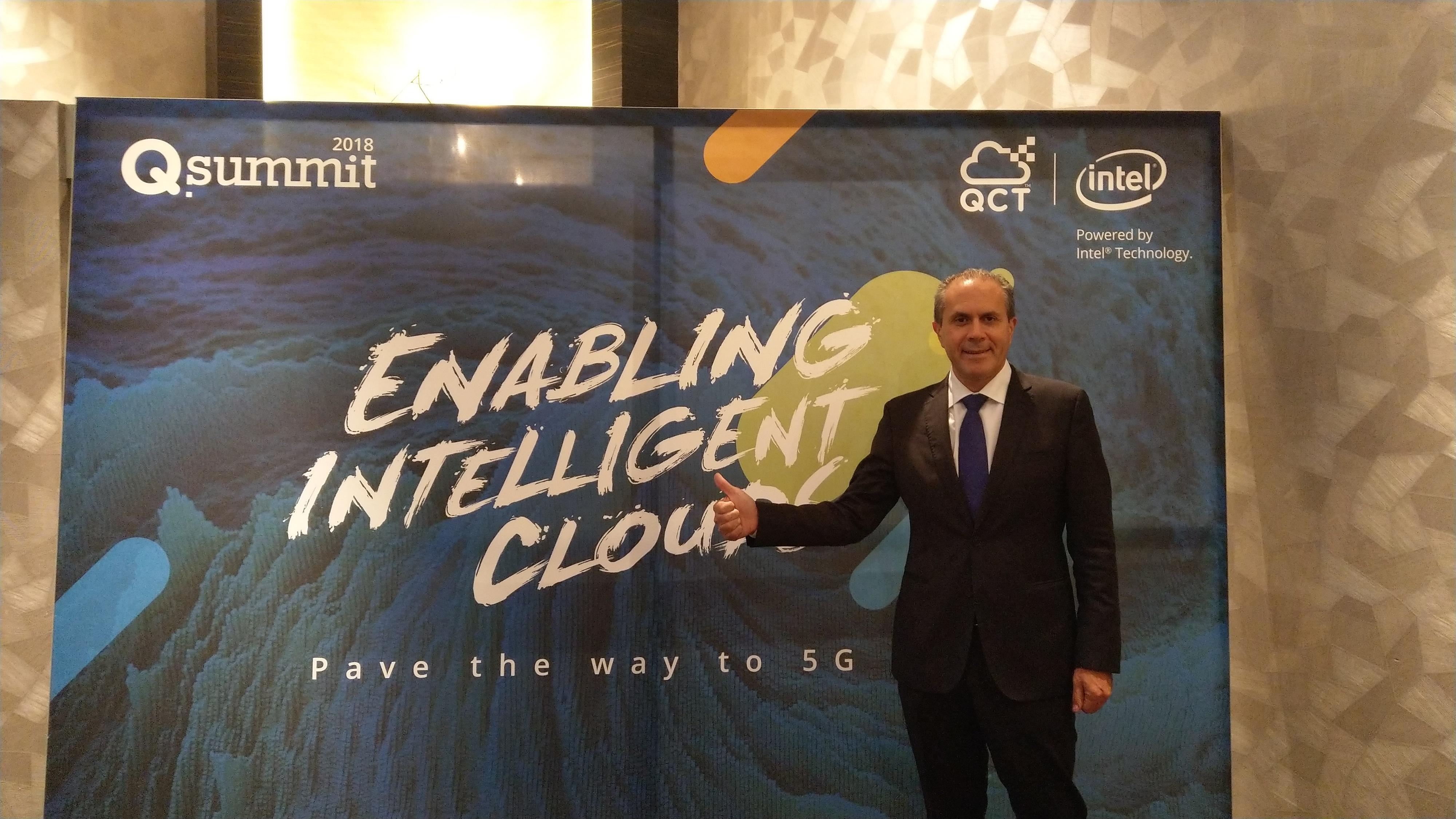 Maurizio Riva, VP Head of QCT EMEA