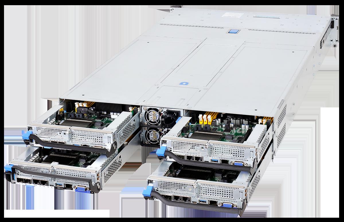 QCT QuantaGrid T42E 2U S5E Server