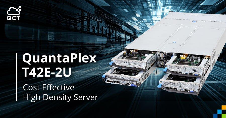 QCT QuantaPlex T42E 2U S5E