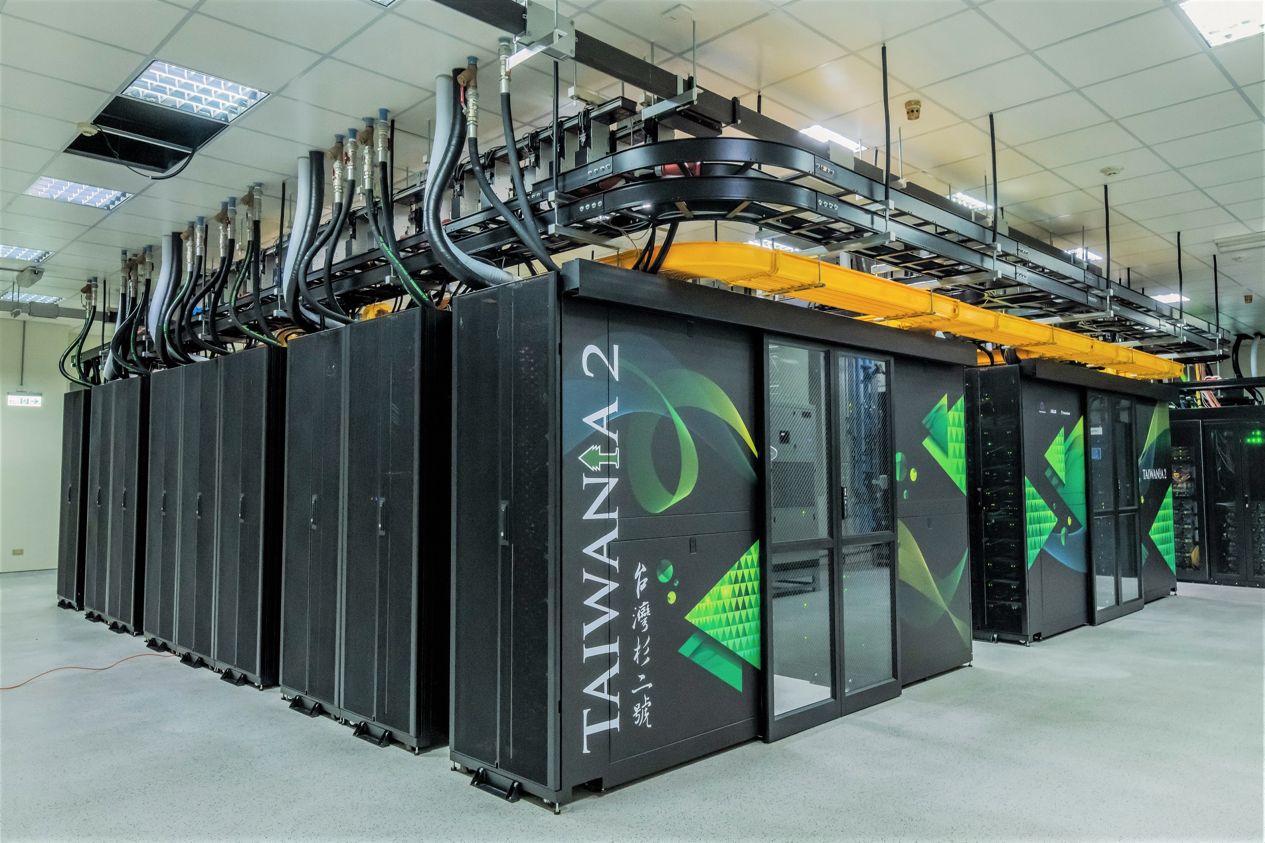 Taiwania 2 Supercomputer mit QCT