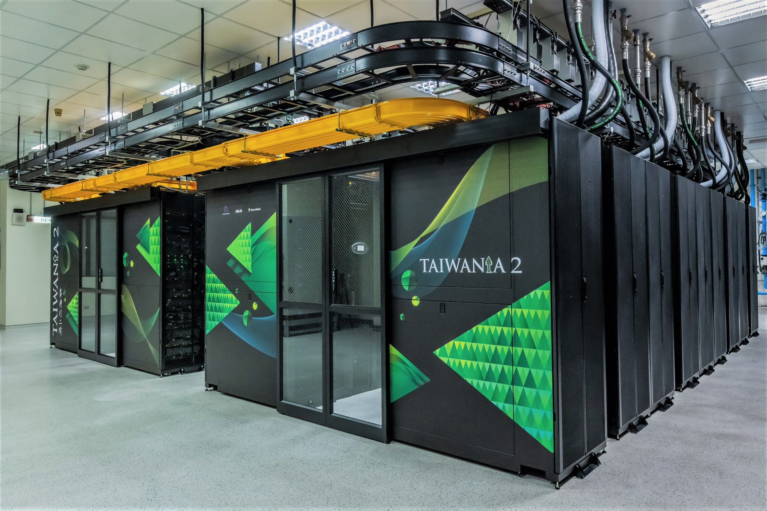 QCT & Taiwania 2 Supercomputer