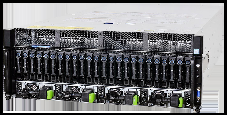 QuantaGrid D52G 4U Server