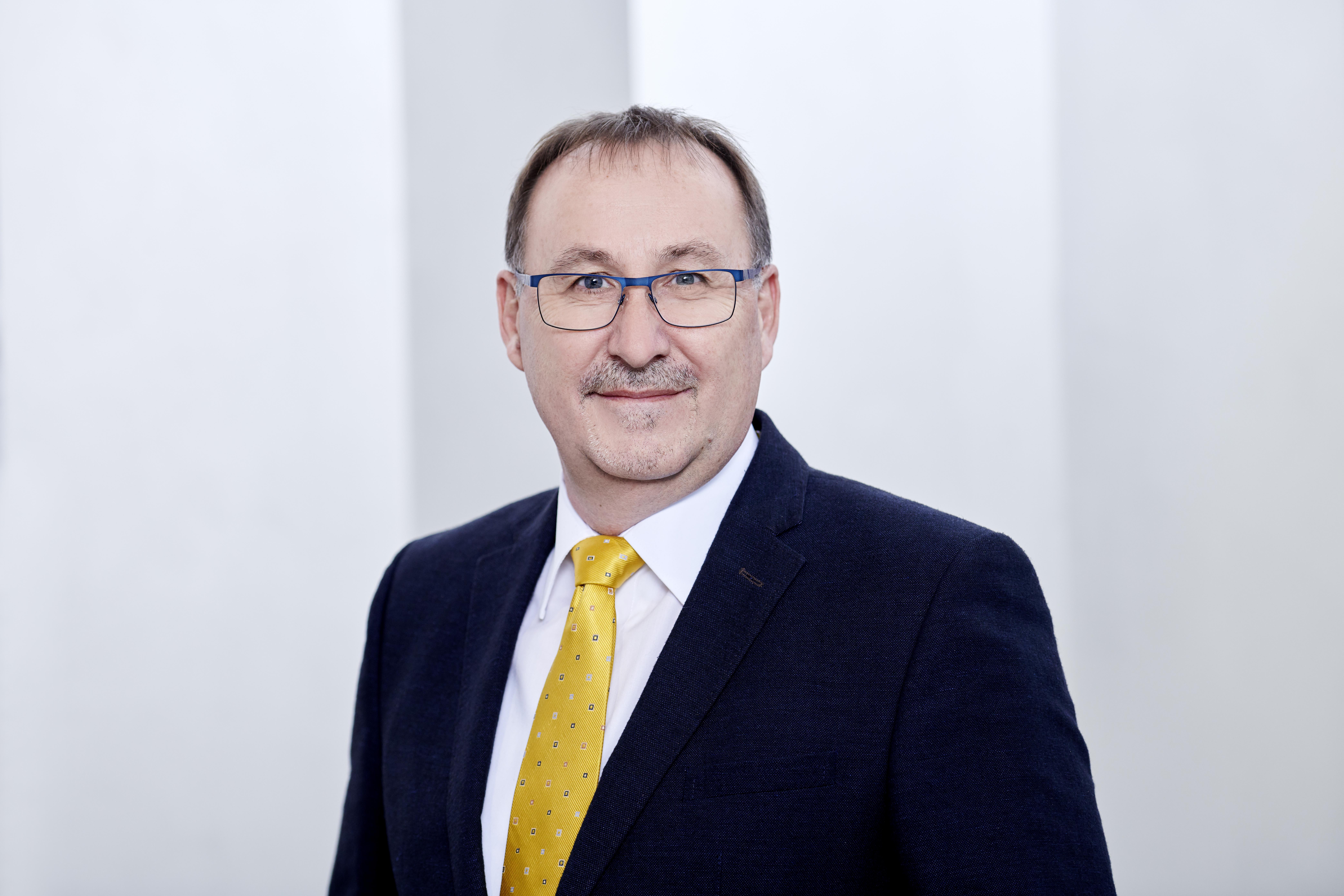 Werner Haltner, Mitgründer und CTO der Kendox AG