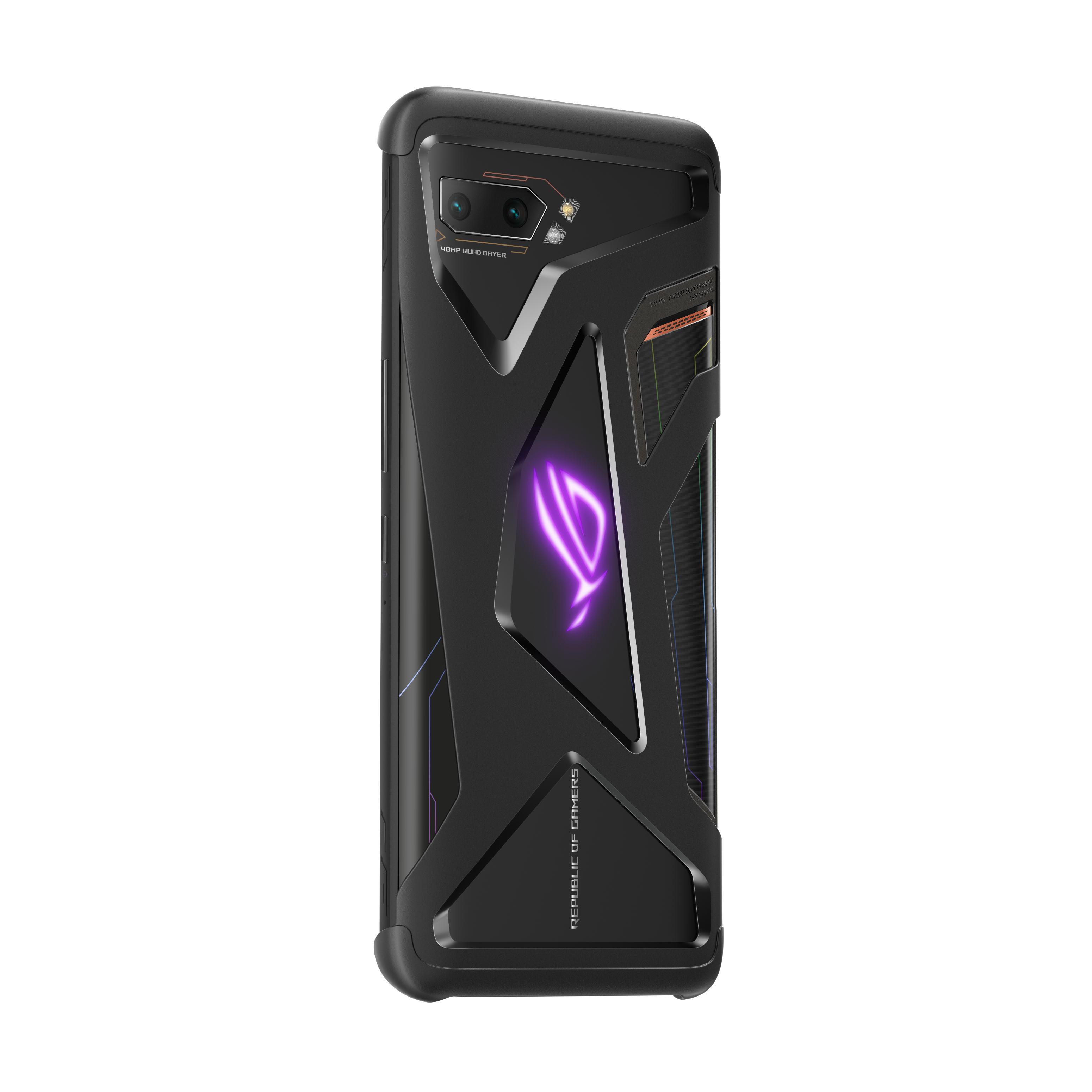 ROG Phone II mit Aero Case