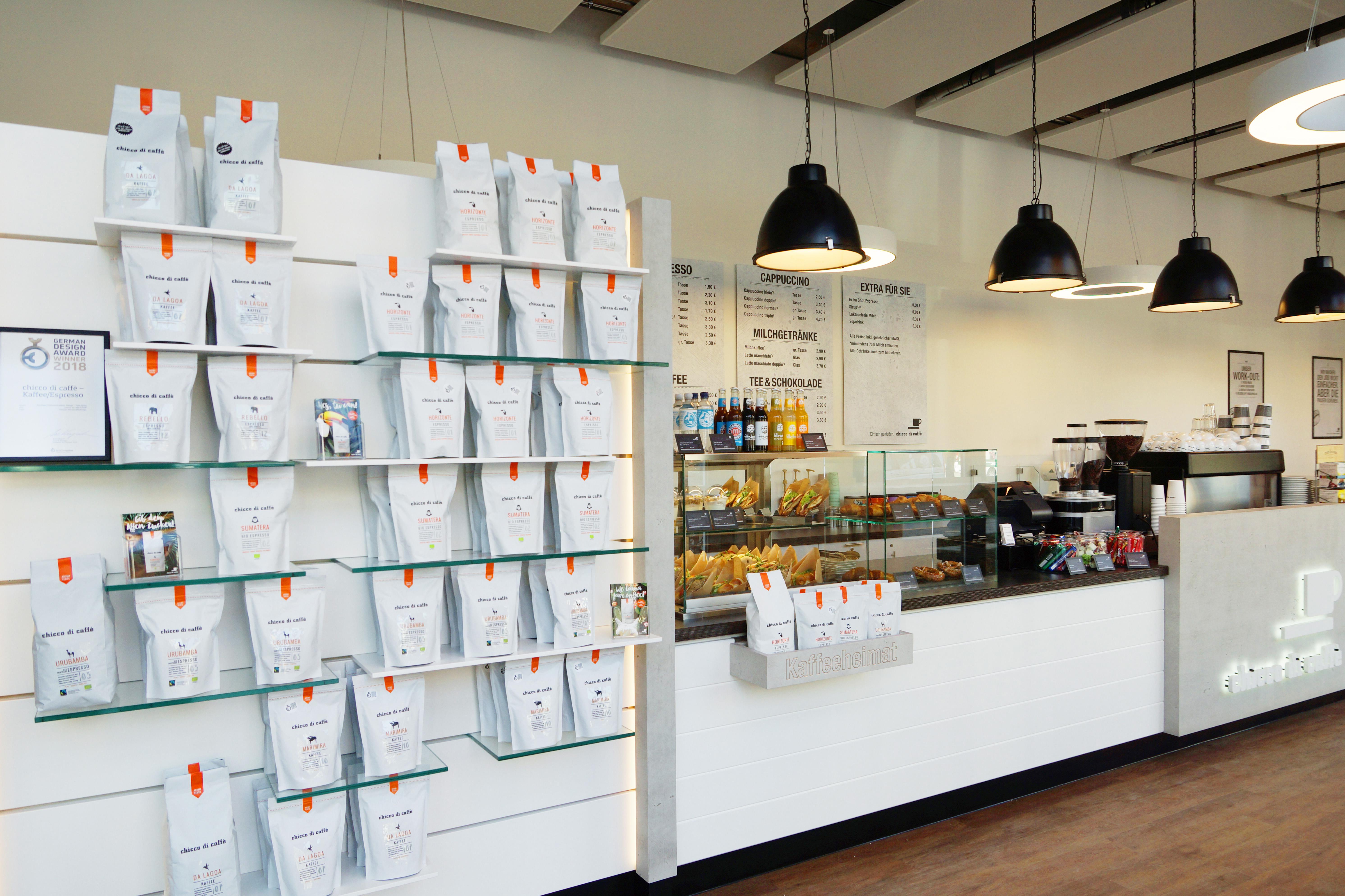 chicco di caffè - Flagship Coffeeshop