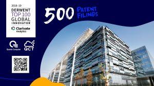 """QCT von Analystenhaus Clarivate unter die """"Derwent Top 100 Global Innovators"""" gewählt"""