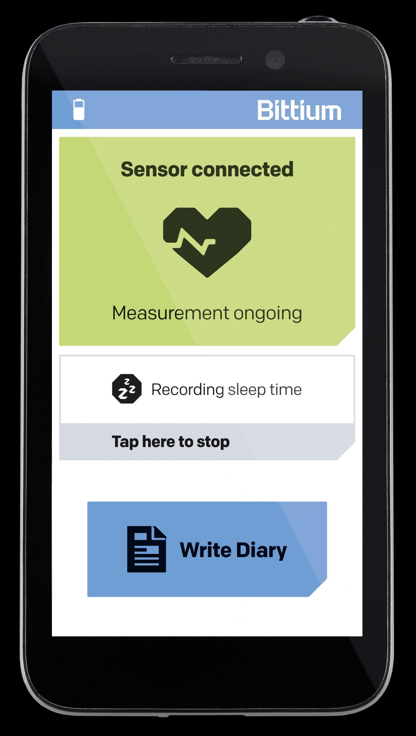 Mobile EKG-Aufzeichnung