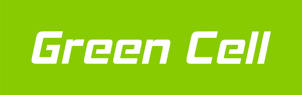 Green Cell Logo grün