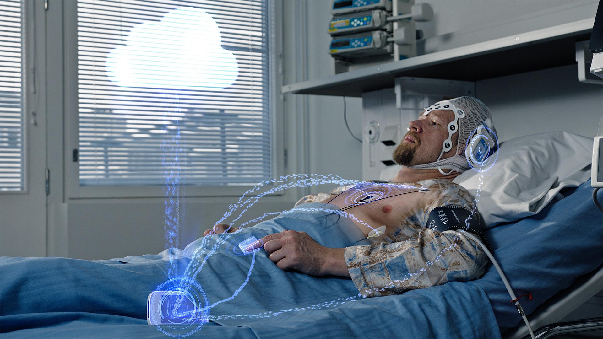 Moderne Medizintechnik