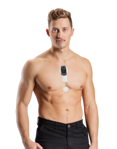 Bittium OmegaSnap™ Elektrode und Adapter