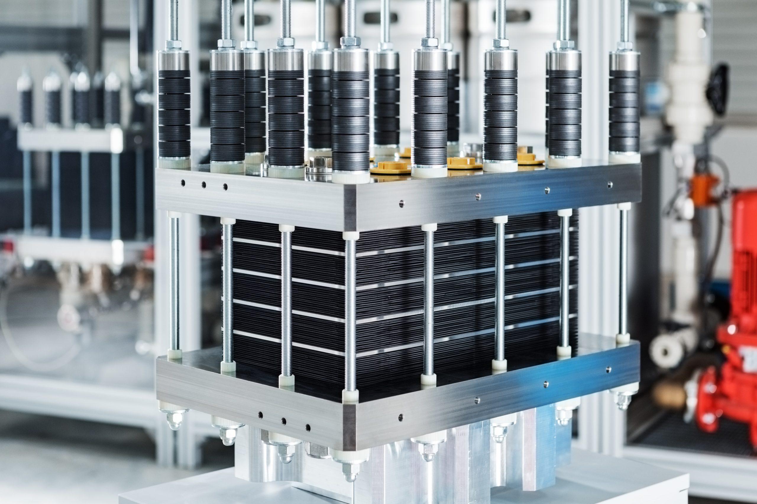 H-TEC SYSTEMS Elektrolyse-Stack S450