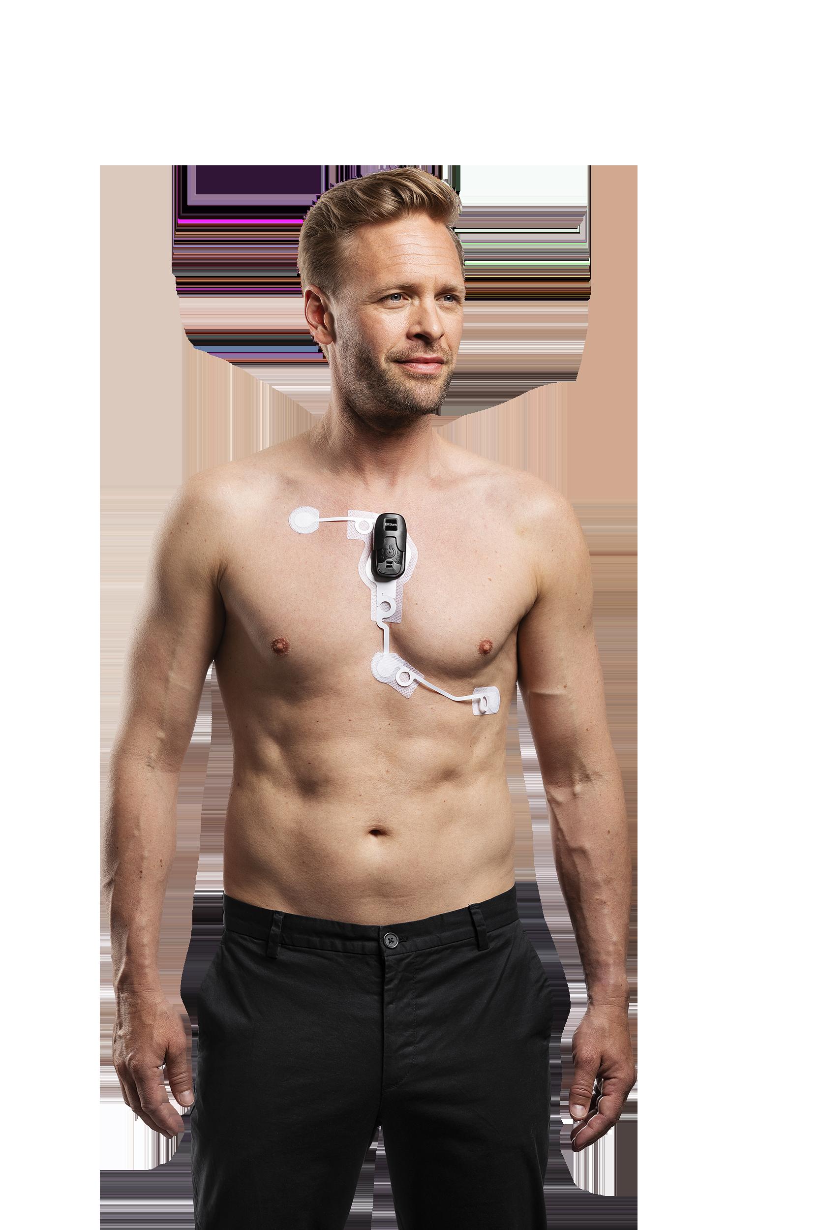 3-Kanal-EKG